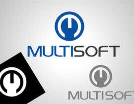 nº 51 pour Logo Design for MULTISOFT par Don67