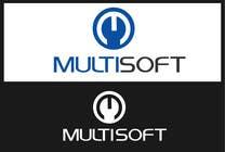 Logo Design for MULTISOFT için Graphic Design113 No.lu Yarışma Girdisi