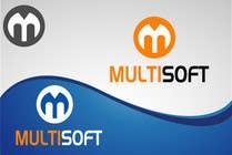Logo Design for MULTISOFT için Graphic Design142 No.lu Yarışma Girdisi
