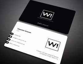 Uttamkumar01 tarafından Looking for a stylisch business card için no 459