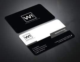 Uttamkumar01 tarafından Looking for a stylisch business card için no 458