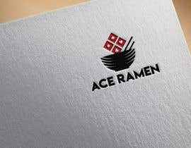 "bidayrojoni tarafından Create a new Japanese Ramen restaurant logo called ""ACE RAMEN"" için no 53"