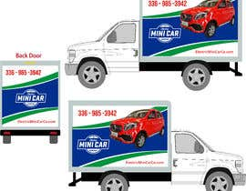 #12 for BOX TRUCK WRAP DESIGN by Win112370