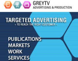 #8 untuk Banner Ad Design for Creative Advertising Agency oleh NexusDezign