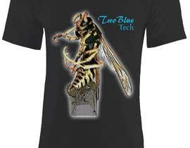 #21 untuk Make a T-Shirt with supplied pictures of bugs oleh TheAnsari97