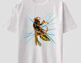 #12 untuk Make a T-Shirt with supplied pictures of bugs oleh feramahateasril