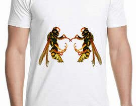 #26 untuk Make a T-Shirt with supplied pictures of bugs oleh amitsaha09426