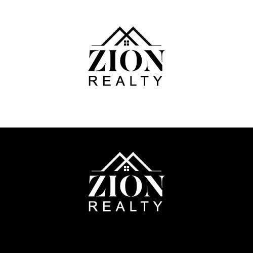 """Penyertaan Peraduan #424 untuk Logo for """"Zion Realty"""""""