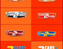 #37 for Website logo design - cars to cash af cromasolutions