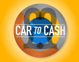 #49 for Website logo design - cars to cash by mirellagonzalez