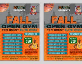 #31 for Basketball Flyer by gkhaus