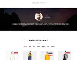 #15 untuk Redesign magento website oleh baberlodhi2022