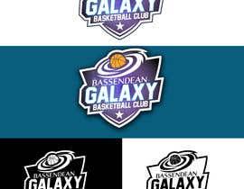 Nro 14 kilpailuun Bassendean Galaxy Basketball Club logo käyttäjältä mehedihasan4