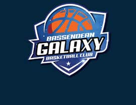 Nro 18 kilpailuun Bassendean Galaxy Basketball Club logo käyttäjältä zainashfaq8
