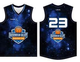 #2 for Bassendean Galaxy Basketball Club logo by MAHMOUD828