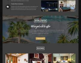 #6 cho Build me awebsite for hotel bởi ahnaf101