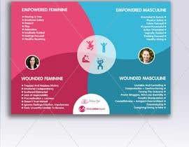 Nro 67 kilpailuun 4-Part Masculine/Feminine Diagram Design käyttäjältä d3stin