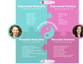 Nro 42 kilpailuun 4-Part Masculine/Feminine Diagram Design käyttäjältä Shtofff