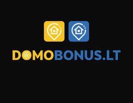 #145 for Domobonus.lt logo by ahmedakber