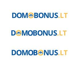 #94 for Domobonus.lt logo by zainashfaq8