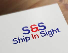 "#3 untuk I need a logo designed with the text ""ship in sight"". The logo must have to do with the meaning of the text: ship in sight   Also we focus on selling products. oleh hossainmotaleb30"