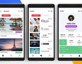 nº 13 pour Re-design of Mobile App par amitpokhriyalchd