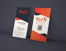 #39 for Design Namecard YourTV by nasimullancer