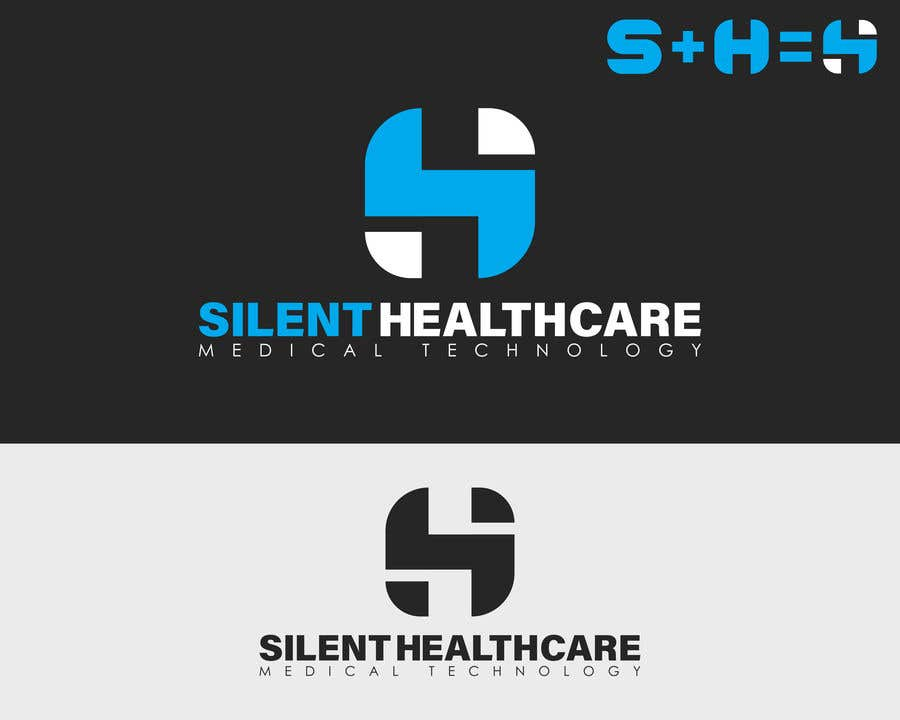 Bài tham dự cuộc thi #801 cho Logo Design for a MedTech company (startup) - Silent Healthcare