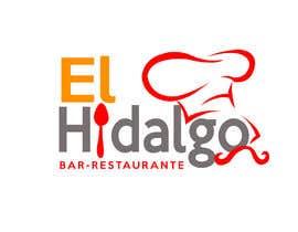 gsamsuns045 tarafından Logo para restaurante El Hidalgo için no 14