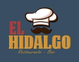 Marialegil tarafından Logo para restaurante El Hidalgo için no 59