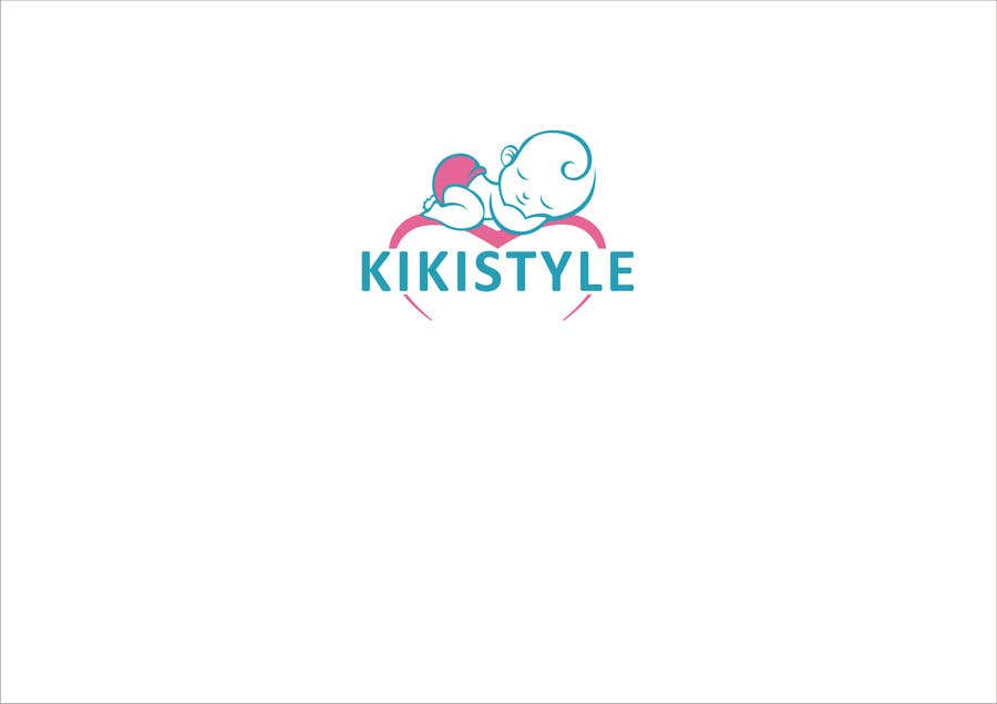 Contest Entry #56 for brand logo design for a baby