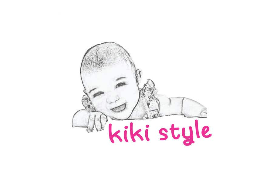 Contest Entry #48 for brand logo design for a baby