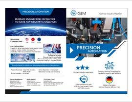 dewiwahyu tarafından Brochure Design – German Industry Machine Design için no 4