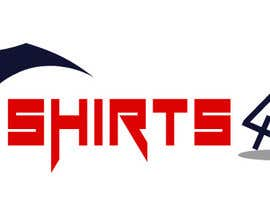 #2 for Logo Design for new online tshirt shop - tshirts4u af aibat13