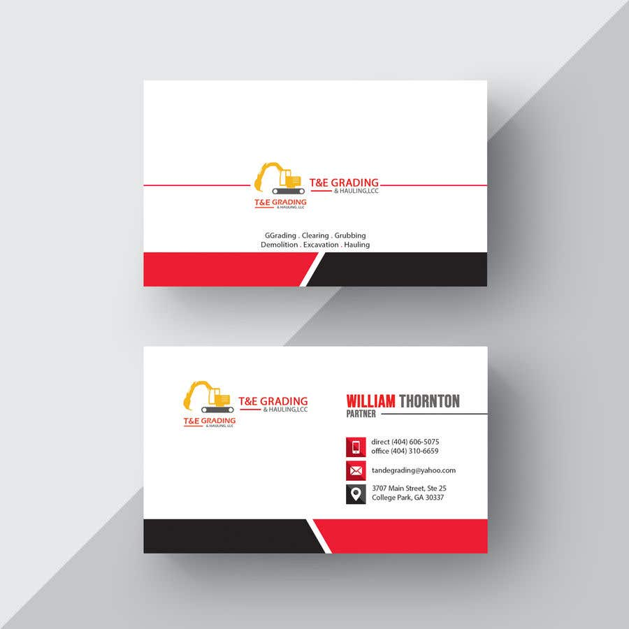 Contest Entry #                                        126                                      for                                         Lay out a simple business card