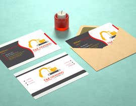 #211 for Lay out a simple business card by taiub