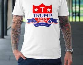 Nro 3 kilpailuun Trump 2020 Im Your Huckleberry käyttäjältä abutaher527500