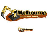 Entry # 12 for Logo Design for an Excavator hire company by
