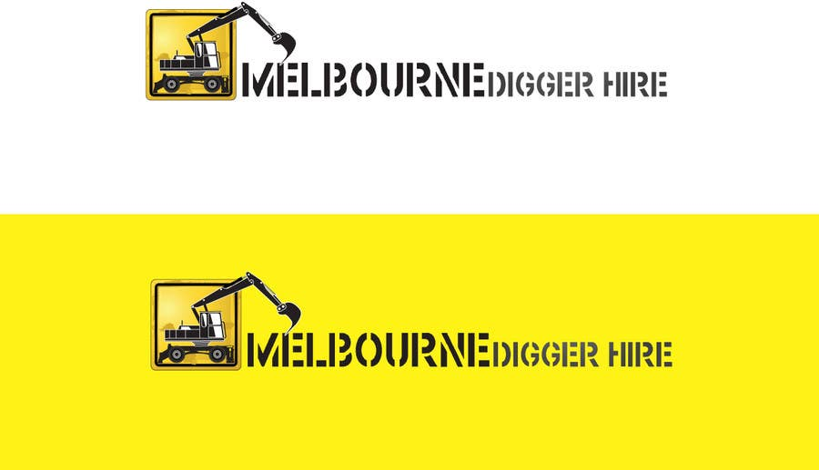 Konkurrenceindlæg #7 for Logo Design for an Excavator hire company