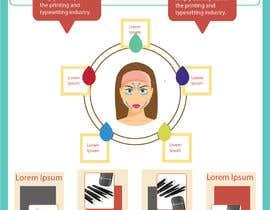 nº 17 pour Need Infographics designer for Beauty Tools par simssmo2116