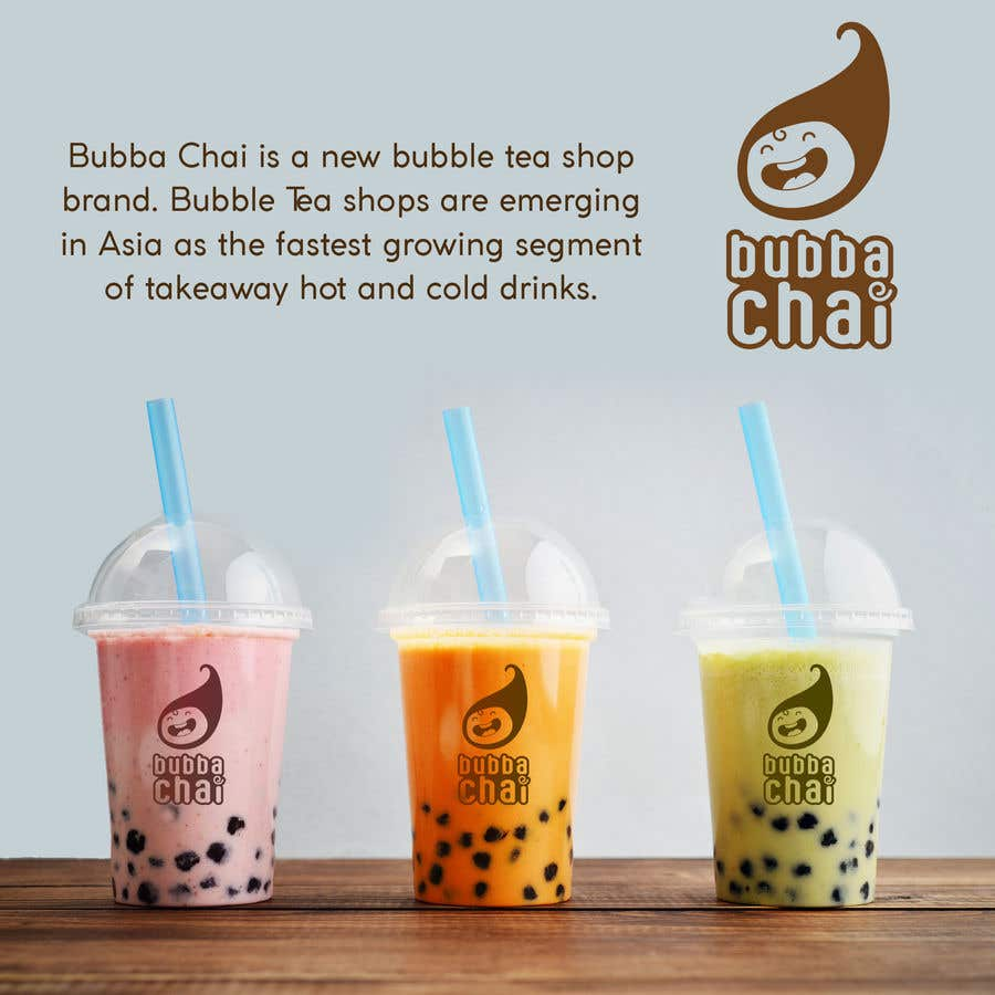 Contest Entry #718 for Build a brand identity for a Bubble Tea shop