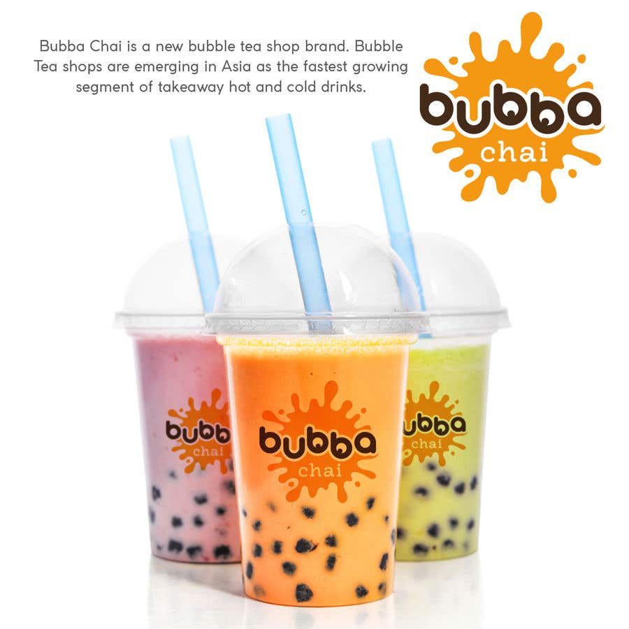Contest Entry #749 for Build a brand identity for a Bubble Tea shop
