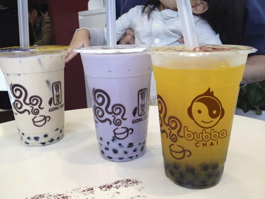 Penyertaan Peraduan #708 untuk Build a brand identity for a Bubble Tea shop