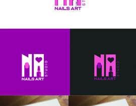 #22 for Create a Logo for a Nails Art Studio by sohanurdeisuki