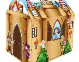 nº 47 pour Graphic Design for Kids Tent Houses par donov