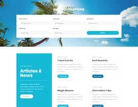 #73 for Build a travel blog website af ueccse1
