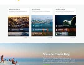 #82 for Build a travel blog website af ueccse1