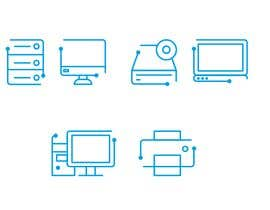 #49 for Create a Icon Set for IT Configuration Items af Barbaralandro