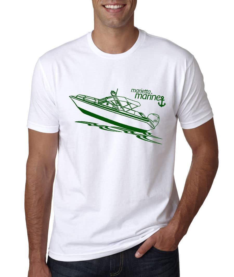 Proposition n°181 du concours Simple T-Shirt Design - One Coloe