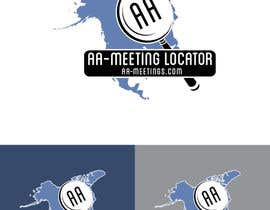 #12 cho LOGO Design forAA Meeting Locator bởi cundurs
